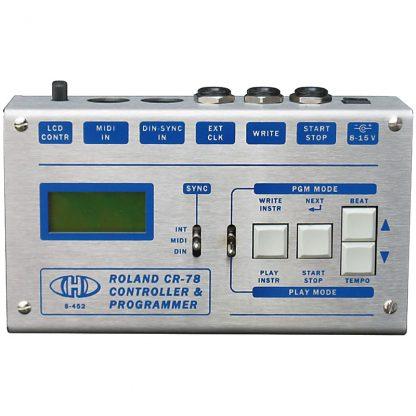 roland-cr78-programmer