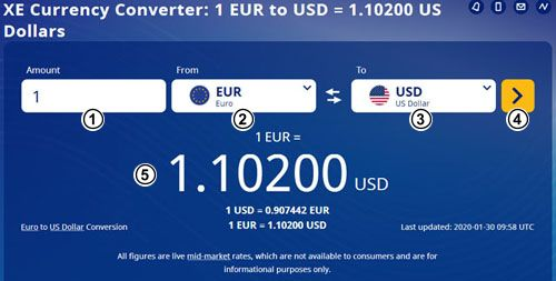 XE-Currency-Converter